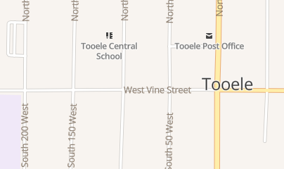 Directions for LA SMOKE SHOP in Tooele, UT 80 W Vine St