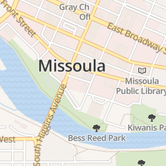 Directions for Dorsey & Whitney LLP in Missoula, MT 125 Bank St Ste 600