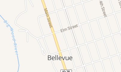 Directions for Silver Dollar Saloon in Bellevue, ID 101 S Main St