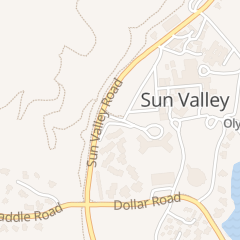 Directions for Sun Valley Resort in Sun Valley, id Po Box 10