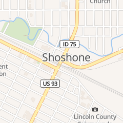 Directions for Taco El Sol in Shoshone, ID 101 N Rail St E