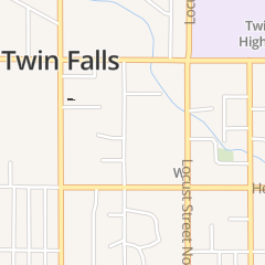 Directions for Peak Alarm in Twin Falls, ID 370 Elm St N