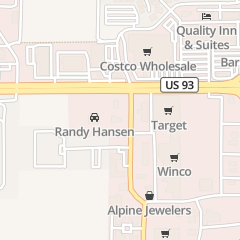 Directions for Chevron in Twin Falls, ID 688 Pole Line Rd
