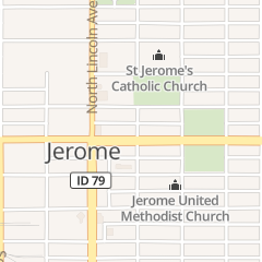 Directions for Oop's City Market in Jerome, ID 156 E Main St