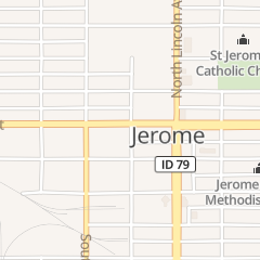 Directions for THE DOG HOUSE in JEROME, id 204 W MAIN ST