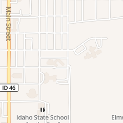 Directions for Calvary Chapel in Gooding, ID 1120 Montana St