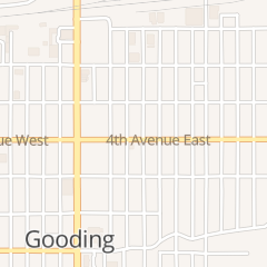 Directions for New China House Restaurant in Gooding, ID 222 4th Ave E