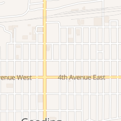 Directions for Bennett Marty DVM in Gooding, ID Po Box 386
