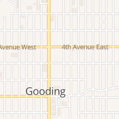 Directions for Ace Hardware in Gooding, ID 116 5th Ave E