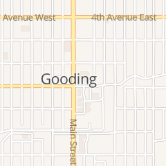 Directions for CAMAS COUNTY HEALTH DEPT in Gooding, ID 145 7Th Ave E