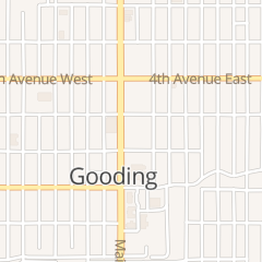 Directions for Canyonside Irwin Realty in Gooding, ID 520 Main St