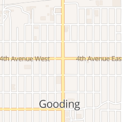 Directions for MARELES EVERISTO in GOODING, id 413 MAIN ST