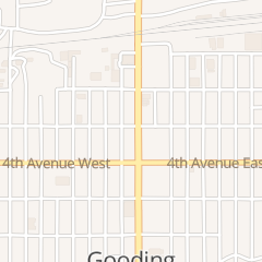 Directions for Arkoosh C Tom Atty in Gooding, ID 301 Main St