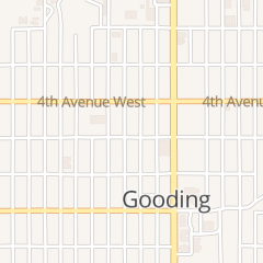 Directions for Brockman Family Chiropractic in Gooding, ID 445 Idaho St
