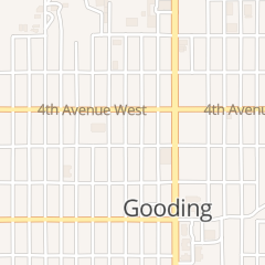 Directions for Associates in Family Practice in Gooding, ID 425 Idaho St
