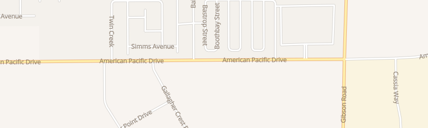Directions For Tangerine Office Systems In Henderson Nv 1175 American Pacific Dr Ste F