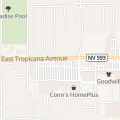 Directions for Radioshack in Las Vegas, NV 3125 e Tropicana Ave Ste a