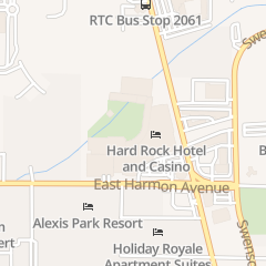 Directions for Hard Rock Hotel & Casino in Las Vegas, NV 4455 Paradise Rd
