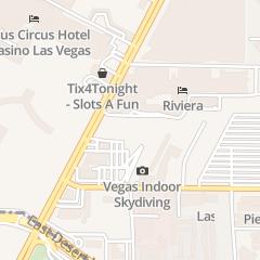 Directions for Big Bus Tours in Las Vegas, NV 2955 Las Vegas Blvd S