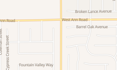 Directions for Damian Douglas Garage Doors Service in North Las Vegas, NV