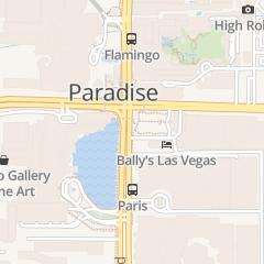 Directions for Bally's Las Vegas - Gift Shop in Las Vegas, NV 3645 Las Vegas Blvd S