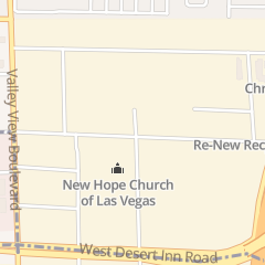 Directions for Wizard of Walls in Las Vegas, NV 3330 Sirius Ave