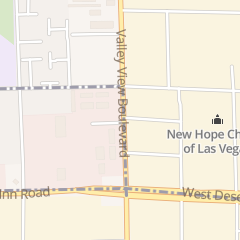 Directions for Sebeck Construction in Las Vegas, NV 3111 S Valley View Blvd