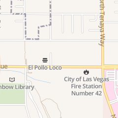Directions for Flair Cleaners in Las Vegas, NV 7350 W Cheyenne Ave