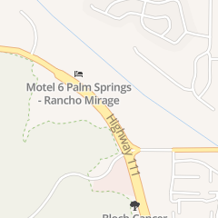 Directions for ROTHSTEIN ANDREW R DPM in Rancho Mirage, CA 69730 Highway 111 Ste 101
