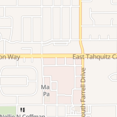 Directions for Gwen Ragle Stystil at Palm in Palm Springs, CA 2361 E Tahquitz Canyon Way
