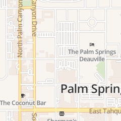 Directions for Spa Resort Casino in Palm Springs, CA 401 E Amado Rd