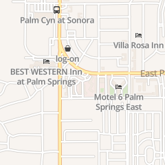 Directions for Travelodge in Palm Springs, CA 333 E Palm Canyon Dr