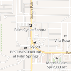 Directions for Kiyosaku in Palm Springs, CA 1555 S Palm Canyon Dr Ste H104