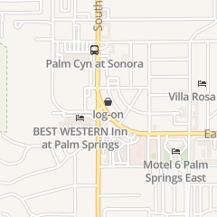Directions for El Mirasol Regional Cuisines of Mexico in Palm Springs, CA 140 E Palm Canyon Dr