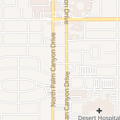 Directions for Skylark Hotel in Palm Springs, CA 1466 n Palm Canyon Dr