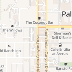 Directions for Maracas in Palm Springs, CA 155 S Palm Canyon Dr