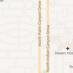 Directions for Denny's in Palm Springs, CA 1201 n Palm Canyon Dr
