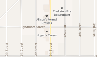 Directions for Hogan's Place in Clarkston, WA 906 6th St