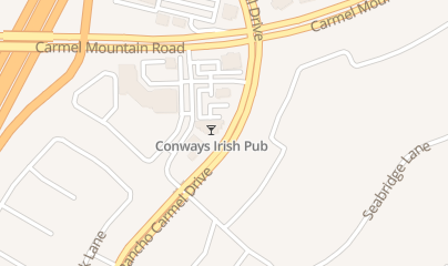 Directions for Conways Irish Pub in San Diego, CA 11040 Rancho Carmel Dr Ste 3