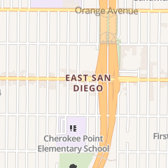 Directions for Rfg Oil Inc in San Diego, CA 3911 University Ave