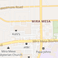 Directions for Mira Mesa Mall in San Diego, CA 8270 Mira Mesa Blvd