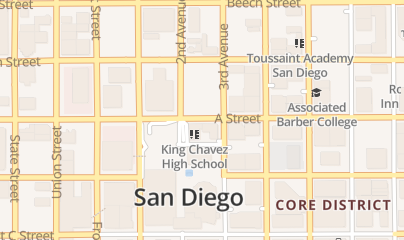 Directions for Fantasy Girls in San Diego, CA