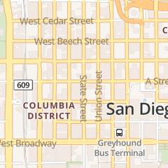 Directions for Daniel W Henry Atty in San Diego, CA 401 W A St Ste 2600