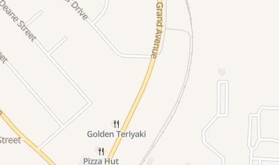 Directions for Golden Teriyaki in Pullman, WA 1285 N Grand Ave