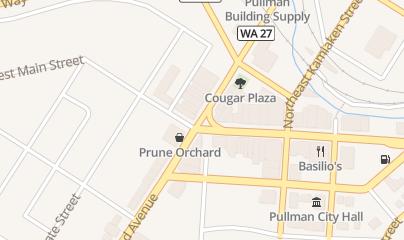Directions for Rico's Pub in Pullman, WA 200 E Main St