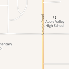 Directions for One Bible Baptist Church in Apple Valley, ca