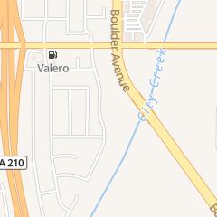 Directions for Highland Self Storage in Highland, CA 7404 Boulder Ave
