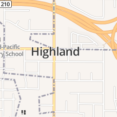 Directions for Highland Baptist Temple in Highland, CA 6939 Palm Ave