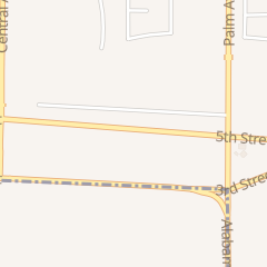 Directions for Aaa Storage in Highland, CA 27171 5th St