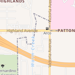 Directions for Securcare Self Storage in Highland, CA 26441 Highland Ave